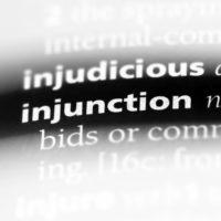 injunctions