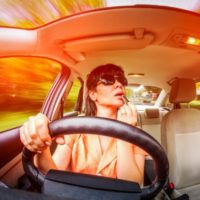 Motorcycle Accidents, Distracted Drivers