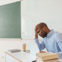 Assault of a Teacher
